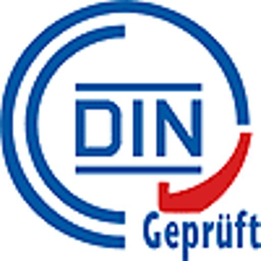 DIN geprüft Logo